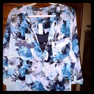 NWT AVENUE 2 IN 1 TOP SIZE 26/28